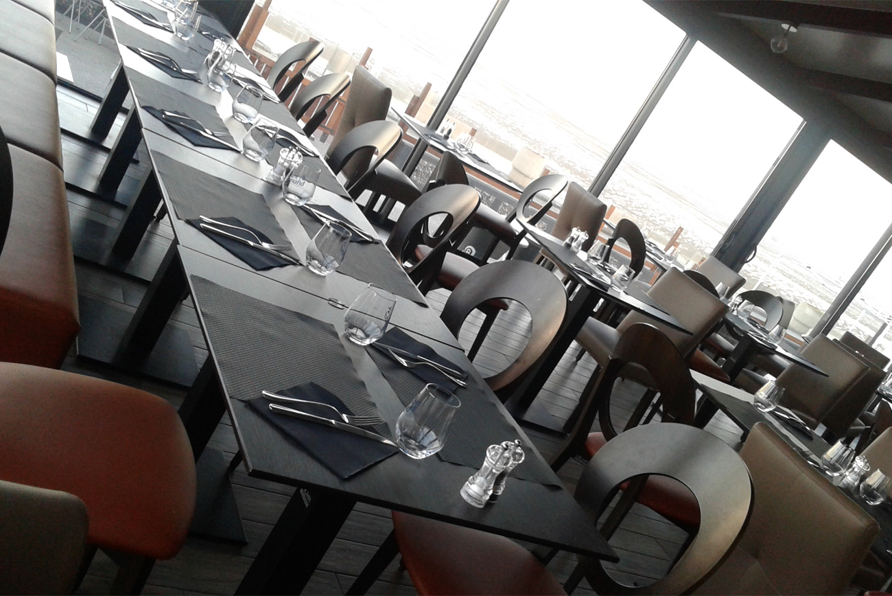 Restaurant Face A La Mer Gravelines